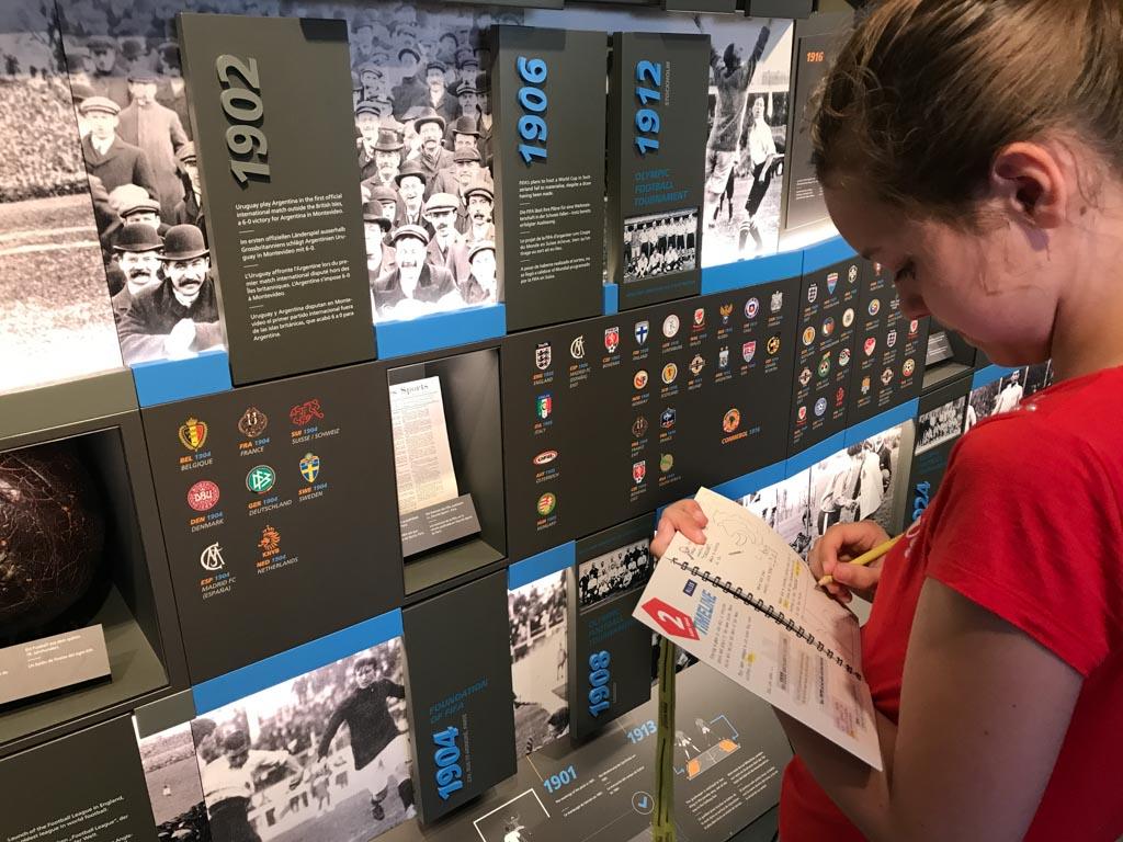 Meer leren over de geschiedenis van Fifa, de leden en de World Cups.