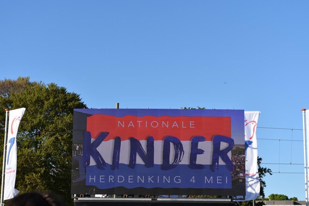 Nationale kinderherdenking 4 mei