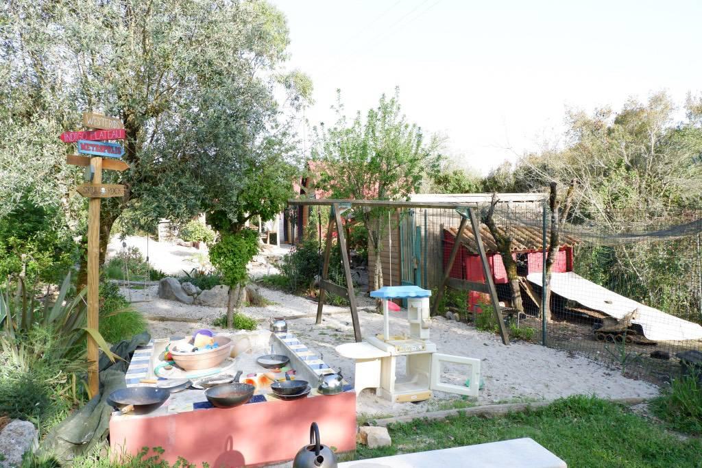 Speeltuin bij Casa Cantiga