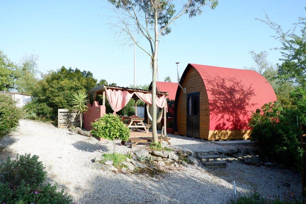 'Tendas Toca' van Casa Cantiga
