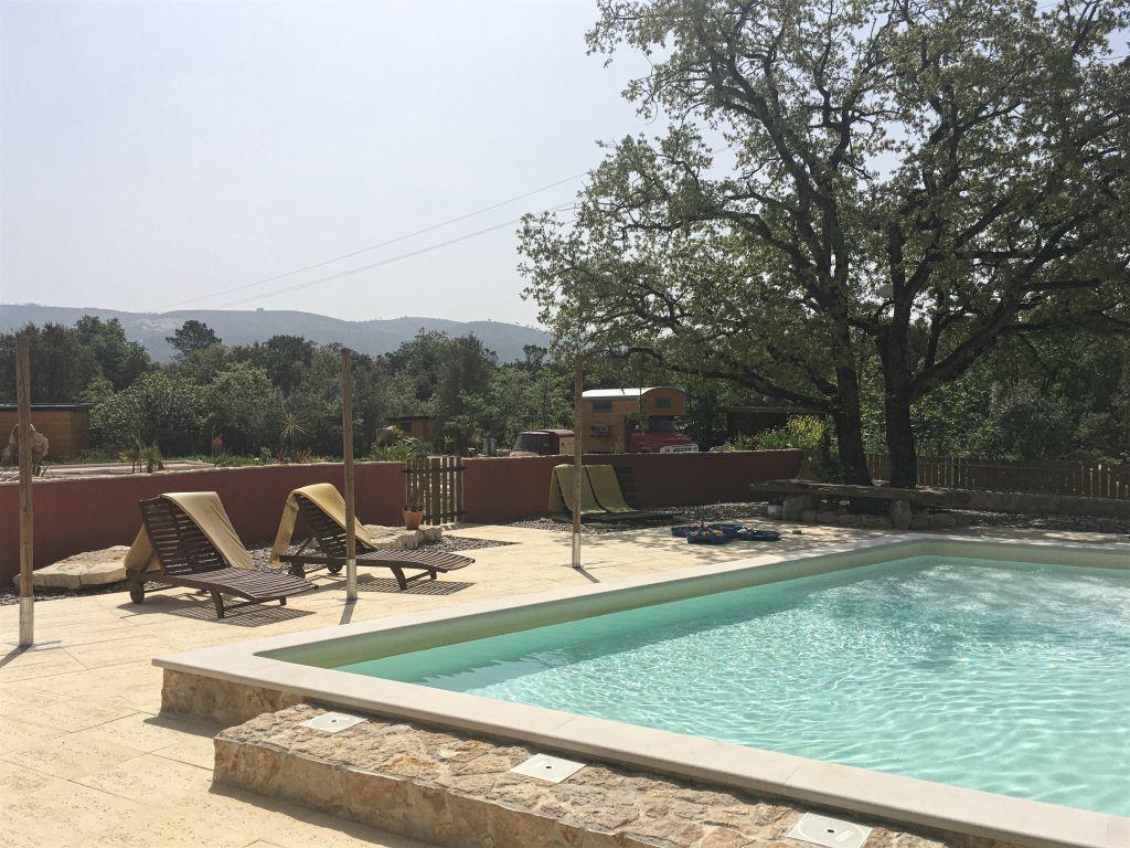 Zwemmen bij Casa Cantiga Portugal