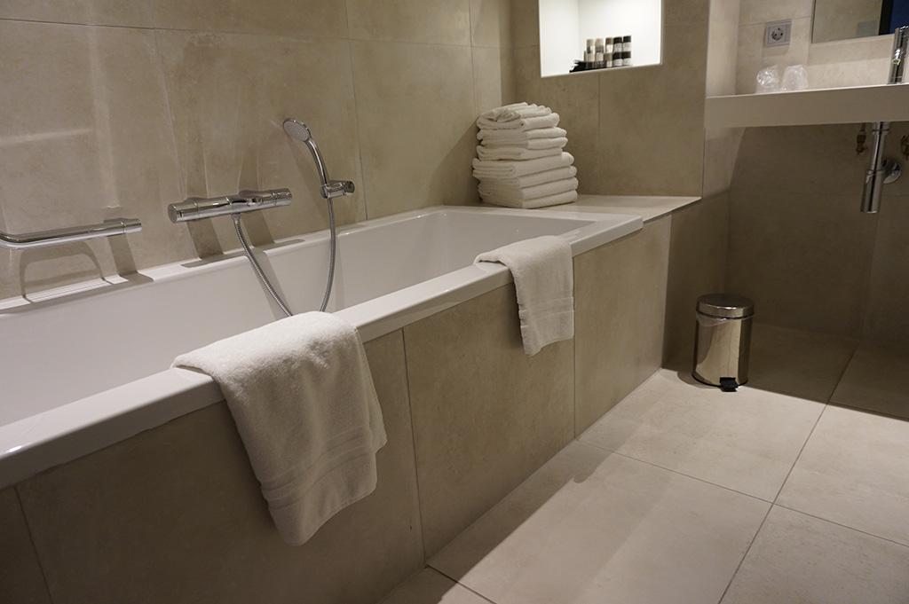 Familiekamer? Dan ook handdoeken voor het hele gezin.
