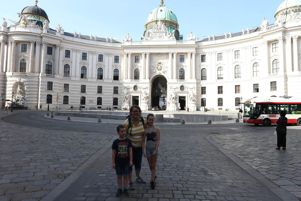 De Hofburg.