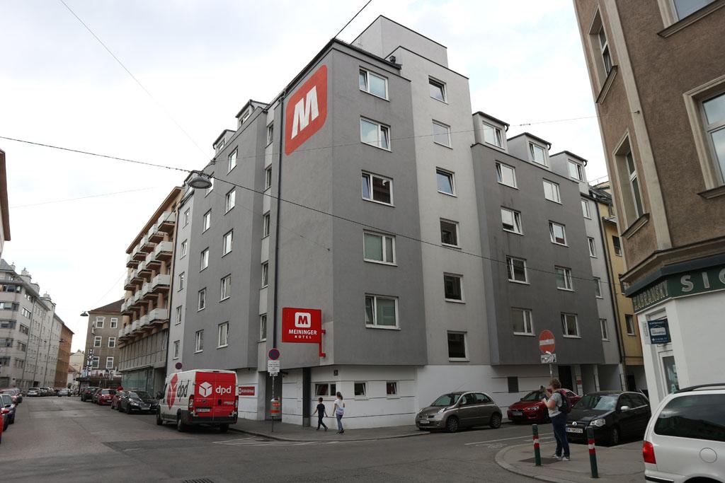 Zowel het Meininger Hotel als het A&O Hotel liggen op loopafstand van het centraal station van Wenen.