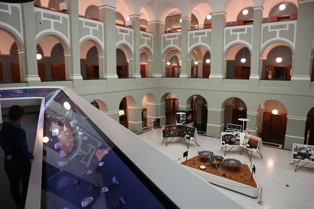 Het gebouw van FocusTerra is al een bezoek waard.