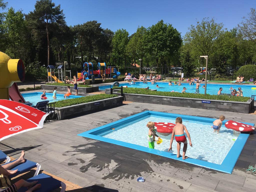 Zwemplezier voor peuters, kleuters én grotere kinderen.