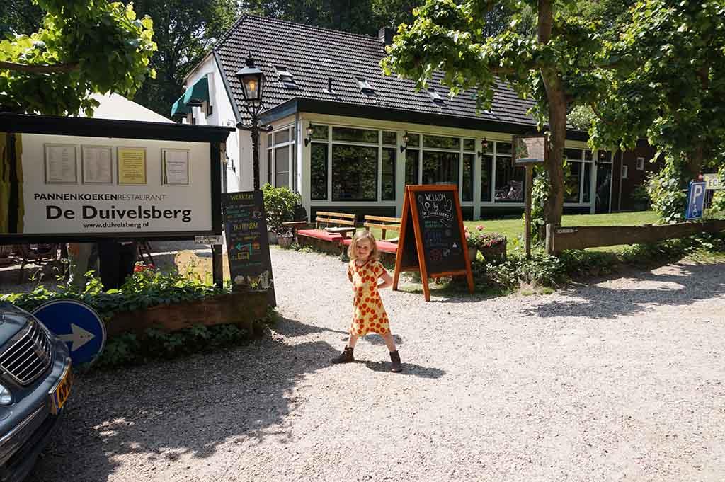 Pannenkoekenhuis de Duivelsberg