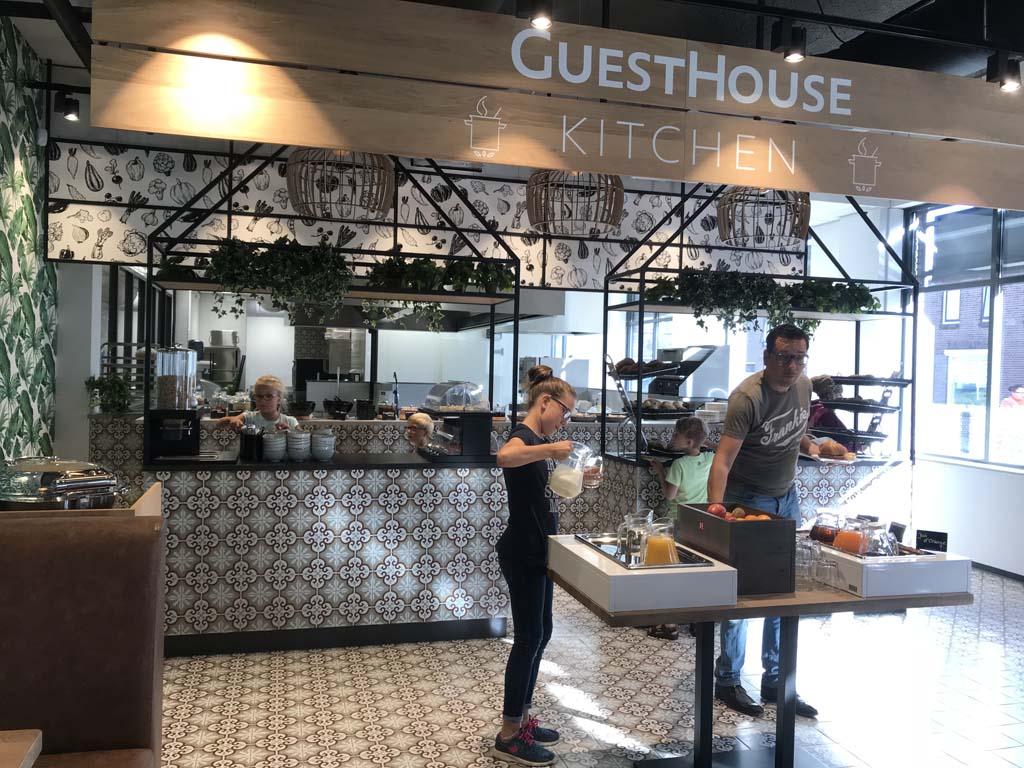 guesthouse hotel kaatsheuvel ontbijt