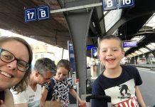 Interrail met kinderen is een onvergetelijke ervaring.