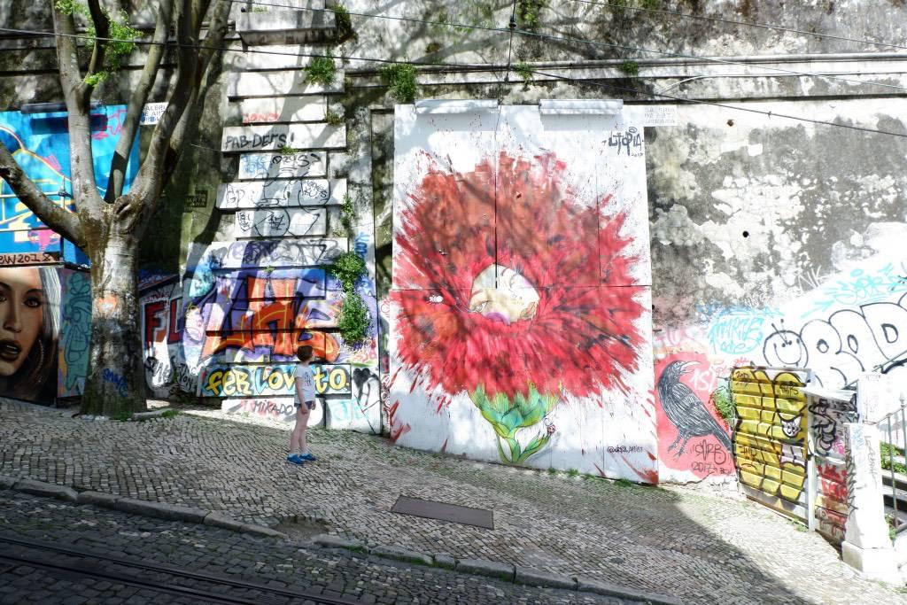 Lissabon Ascensor da Glória