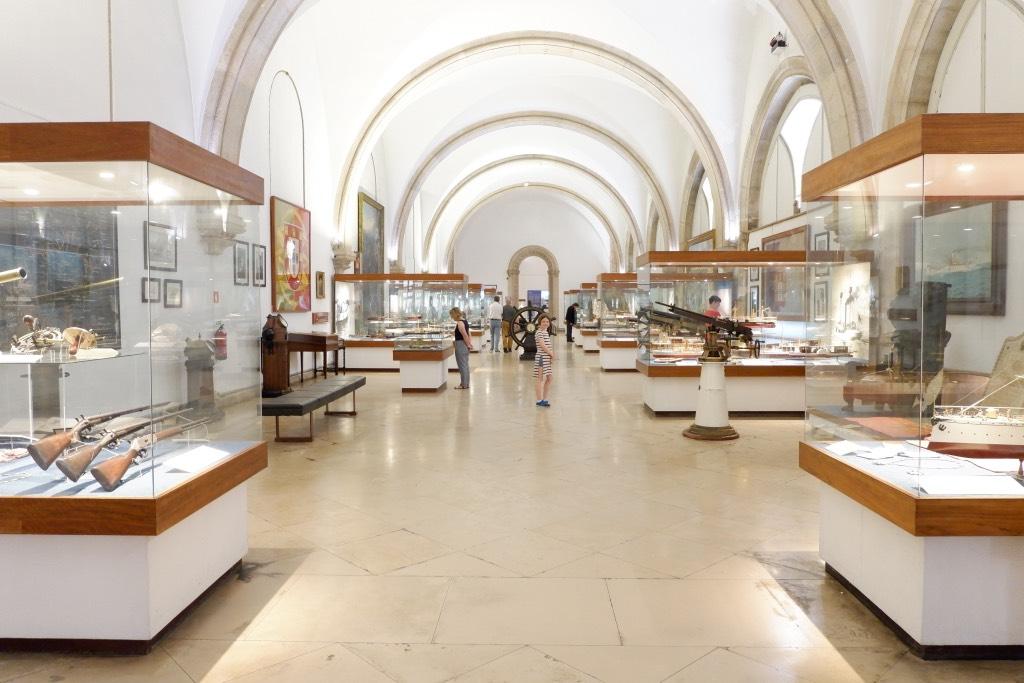 Maritiem museum Lissabon