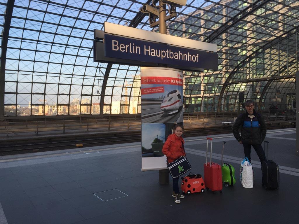 Onze favoriete treinbestemming in Duitsland: Berlijn.