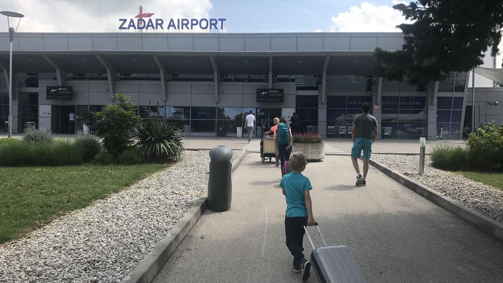 natuurparken rondom zadar klein vliegveld