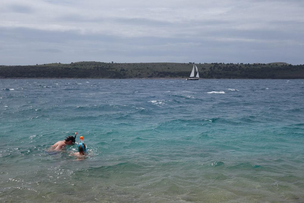 natuurparken rondom zadar snorkelen
