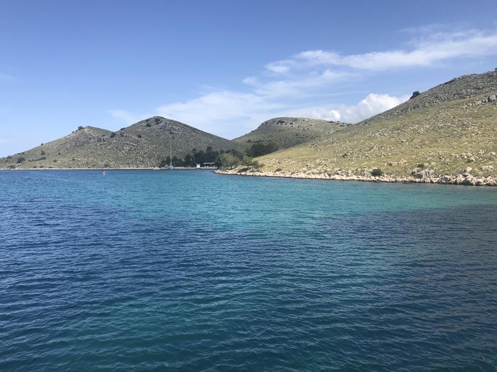 natuurparken rondom zadar kornati eilanden