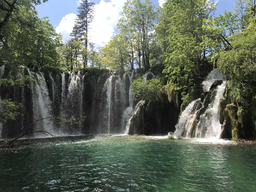 natuurparken rondom zadar watervallen in pleitvide