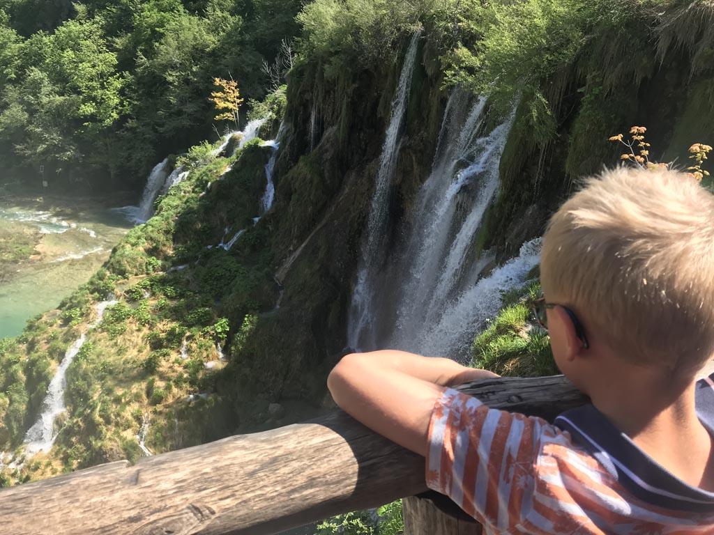 natuurparken rondom zadar watervallen