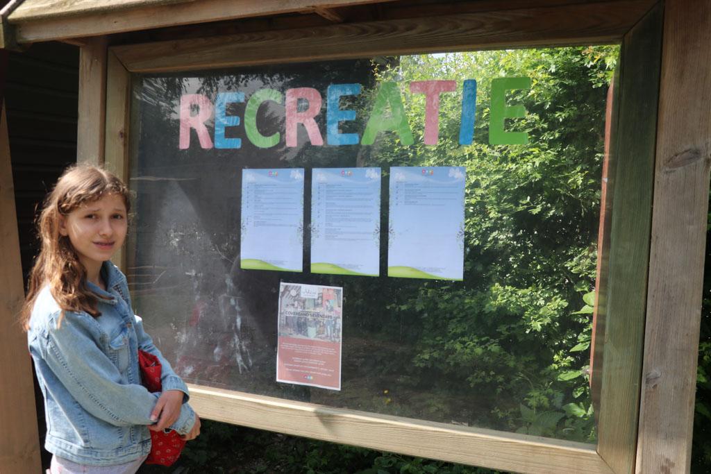 Het recreatieteam biedt activiteiten voor alle leeftijden.