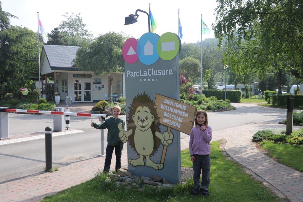 Wij hebben zin in een lang weekend op Parc La Clusure.