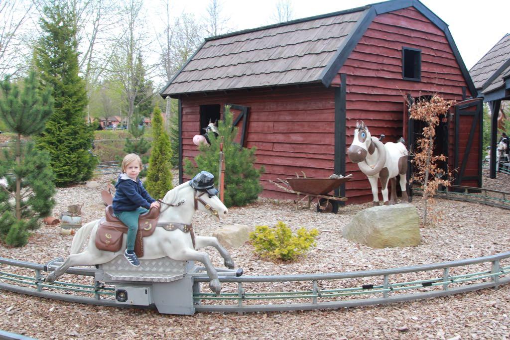 Paardje rijden blijft leuk!