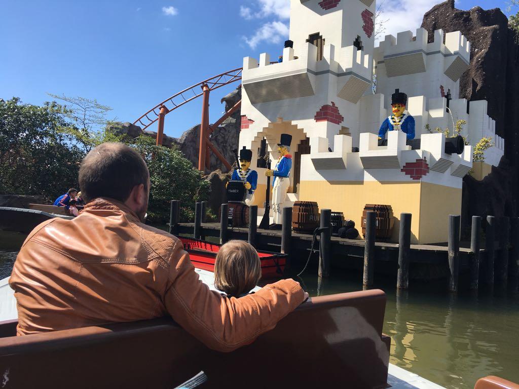 Uitkijken voor de piraten tijdens een spannend boottochtje.