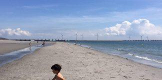 De mooie brede en vooral schone stranden van Schouwen-Duiveland.