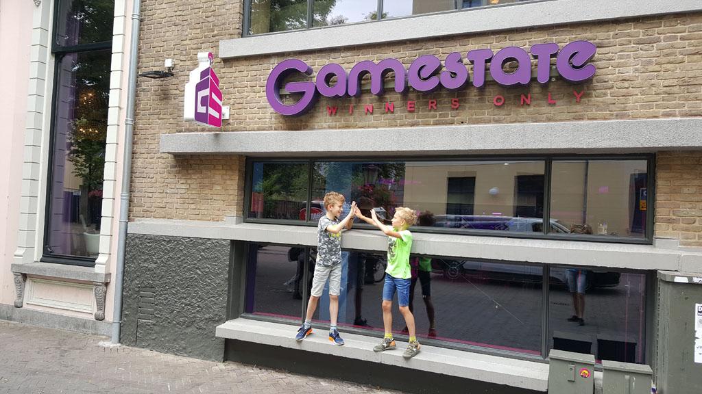 Gamestate Utrecht