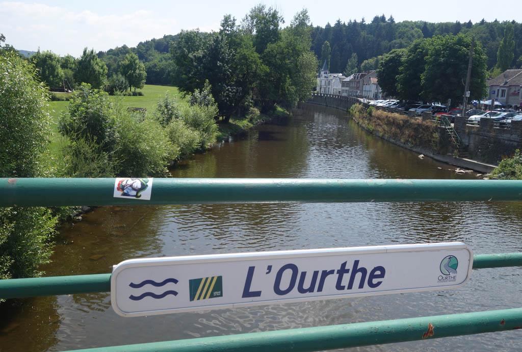 Riveo rivier de Ourthe