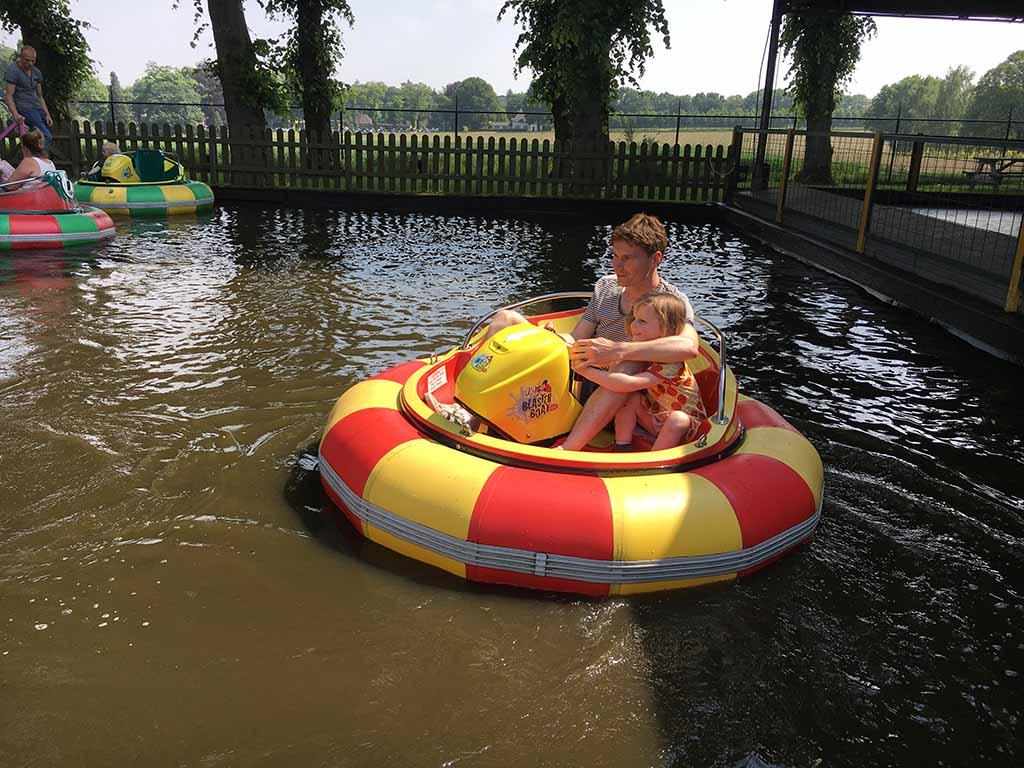 Botsbootjes Park Tivoli