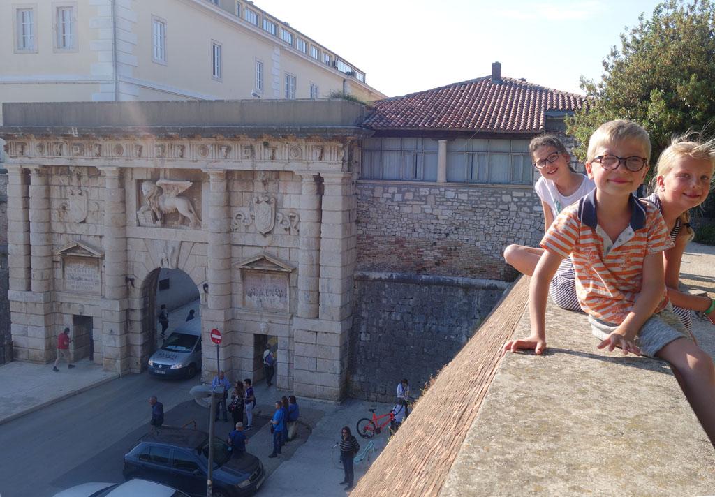 zadar bezienswaardigheden venitiaanse poort