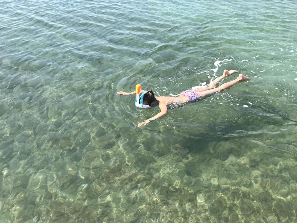 zadar bezienswaardigheden zwemmen