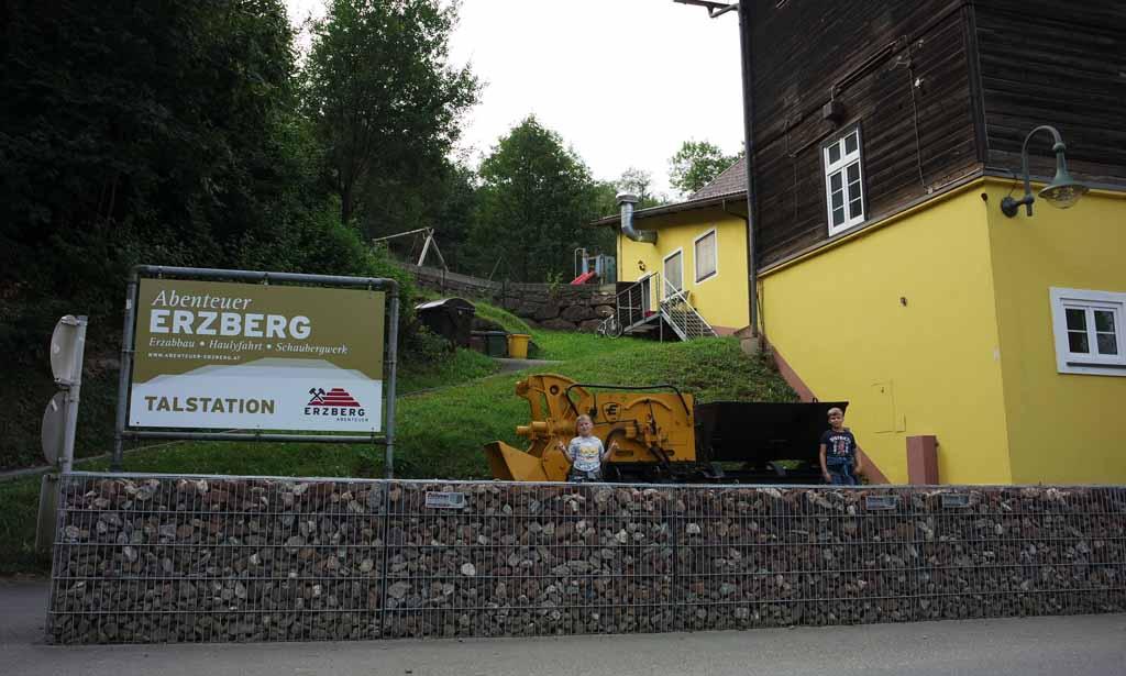 Wij zijn klaar voor Abenteuer Erzberg!