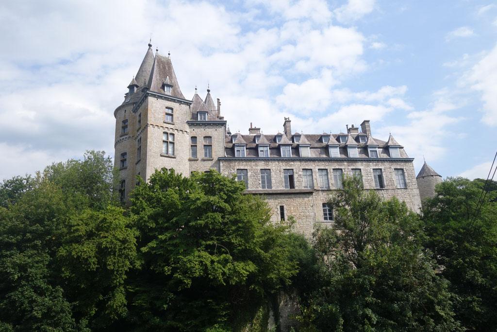 activiteiten in Durbuy kasteel