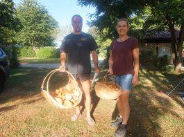 Camping-En-Campagne voor Alex en Hester