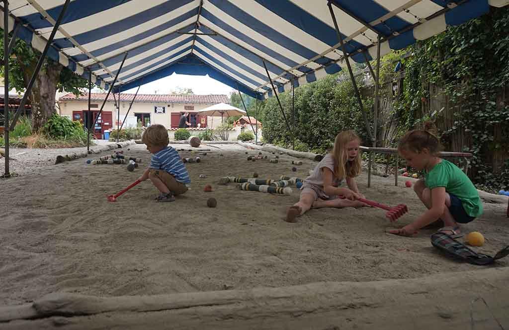 Jeu de boules of lekker in het zand spelen: het mag allebei!