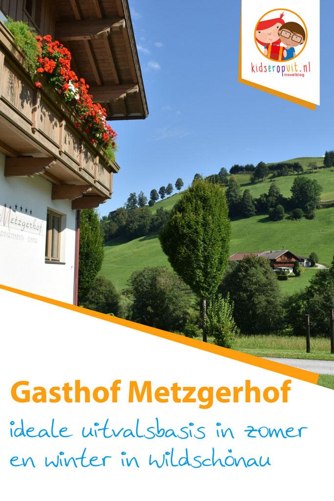 Gasthof Metzgerhof, ideaal appartement in de zomer en winter in Wildschönau