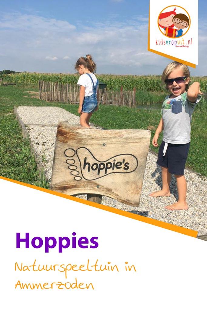 Hoppies is veel meer dan een natuurspeeltuin.