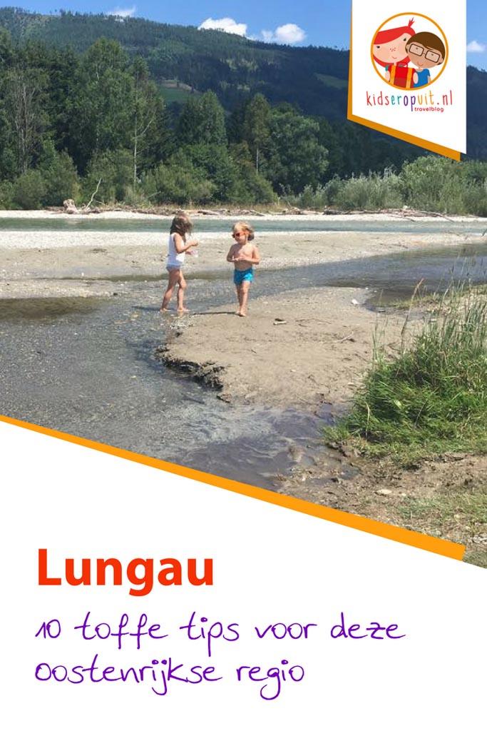 10 toffe tips voor activiteiten met kinderen in de Lungau in Oostenrijk.