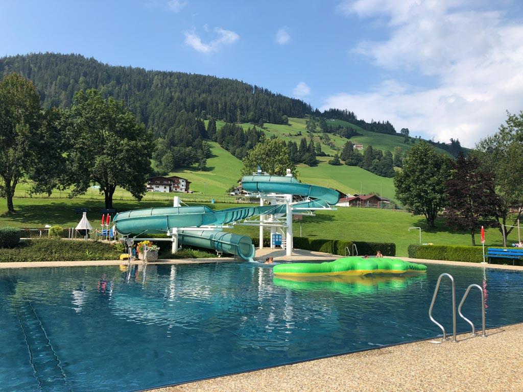 Das Bergbad'l Wildschönau