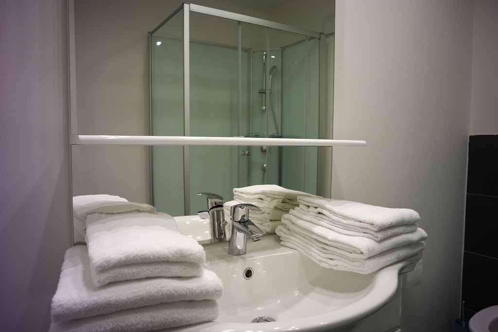 Denk om de sensor in de badkamer ;)