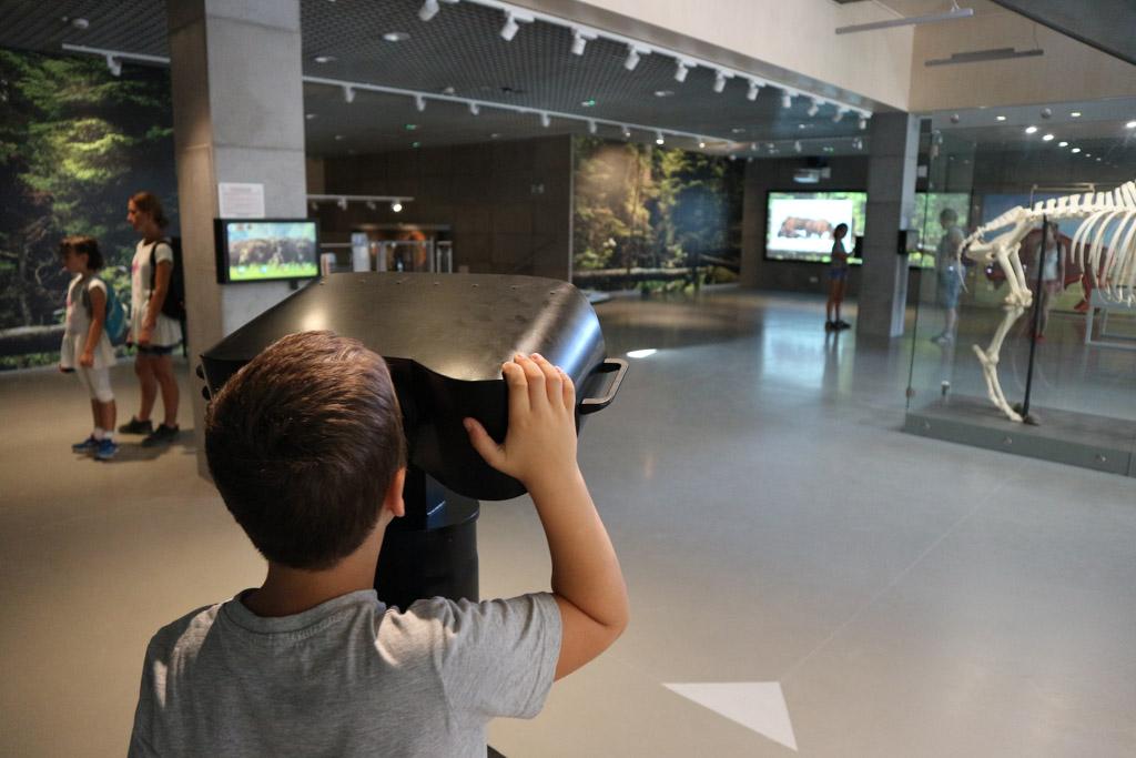 Het informatiecentrum is een bezoek meer dan waard.
