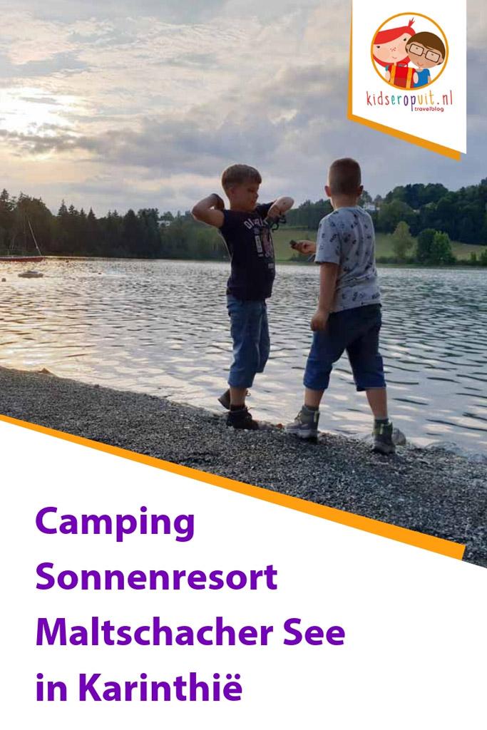 Op zoek naar een camping aan een zwemmeer in Karinthie? Dan heb je die nu gevonden.