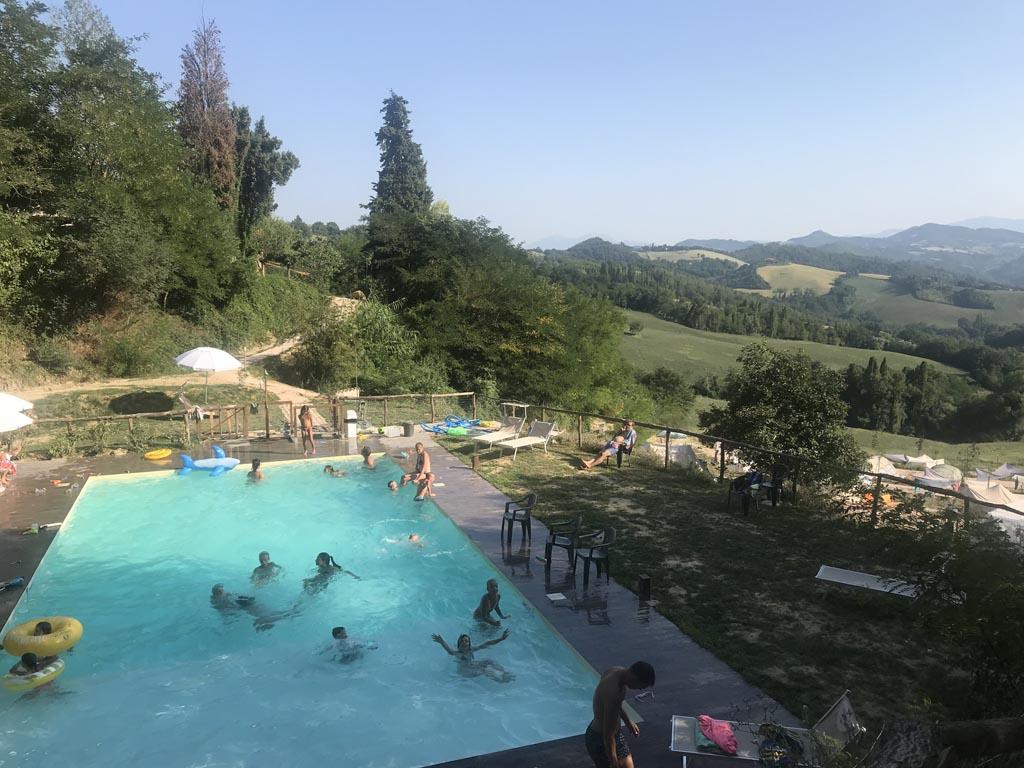 camping pronto campi zwembad