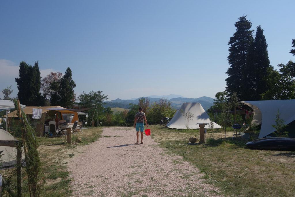 camping pronto campi kampeerplekken