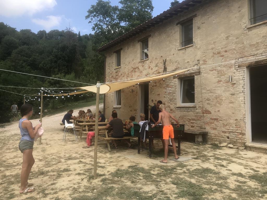 camping pronto campi huis