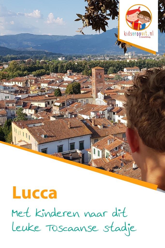 Tips voor een bezoek aan Lucca met kinderen.