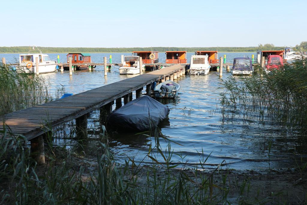 Op de bucketlist gezet: een vakantie op een 'boothauser'.