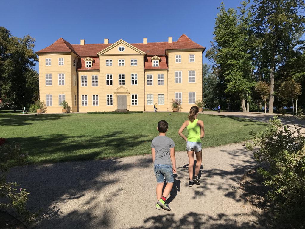 Schloss Mirow.