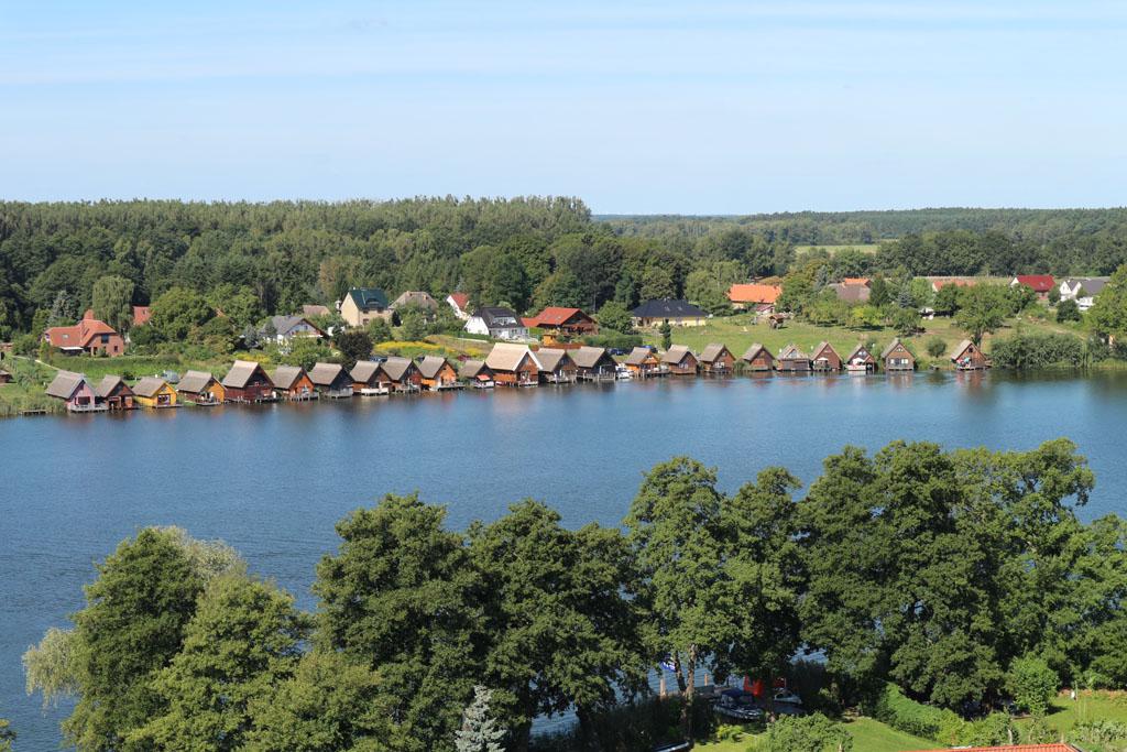 Mecklenburg-Vorpommern staat bekend om de vele meren in het gebied.