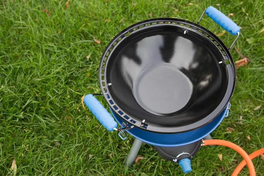 Partygrill 400 campingaz wok
